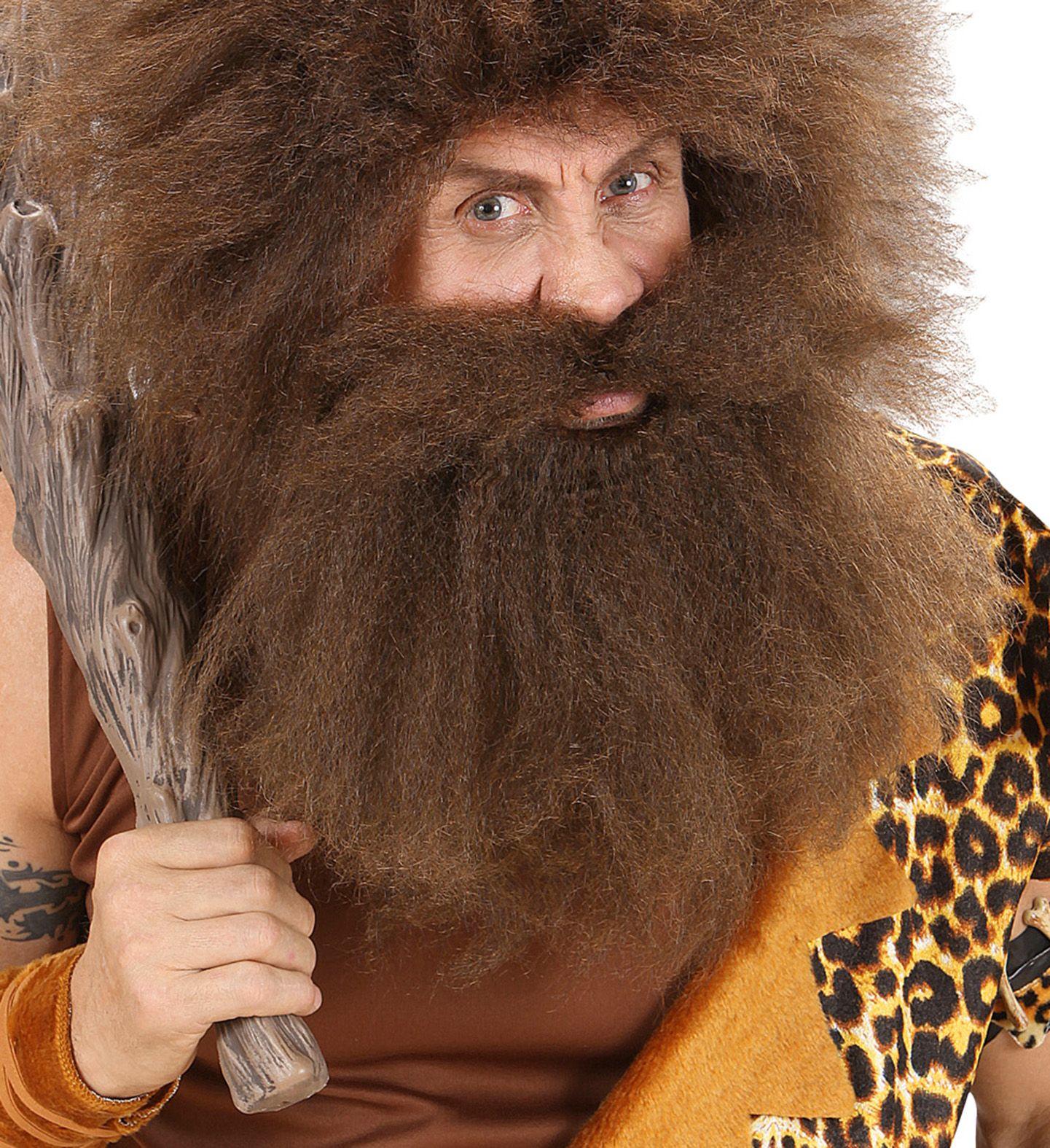Grotbewoner baard