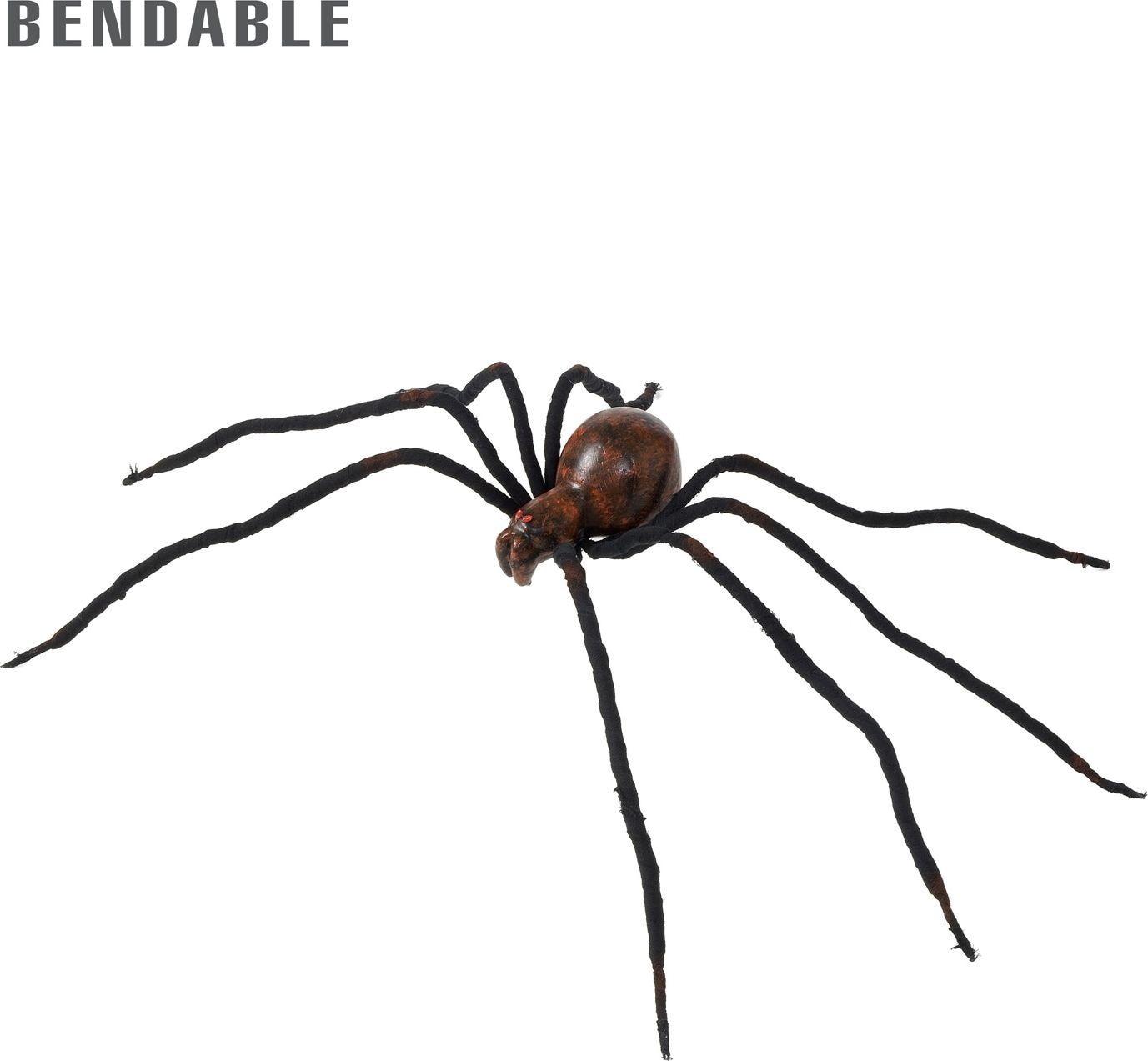 Grote bebloede spin