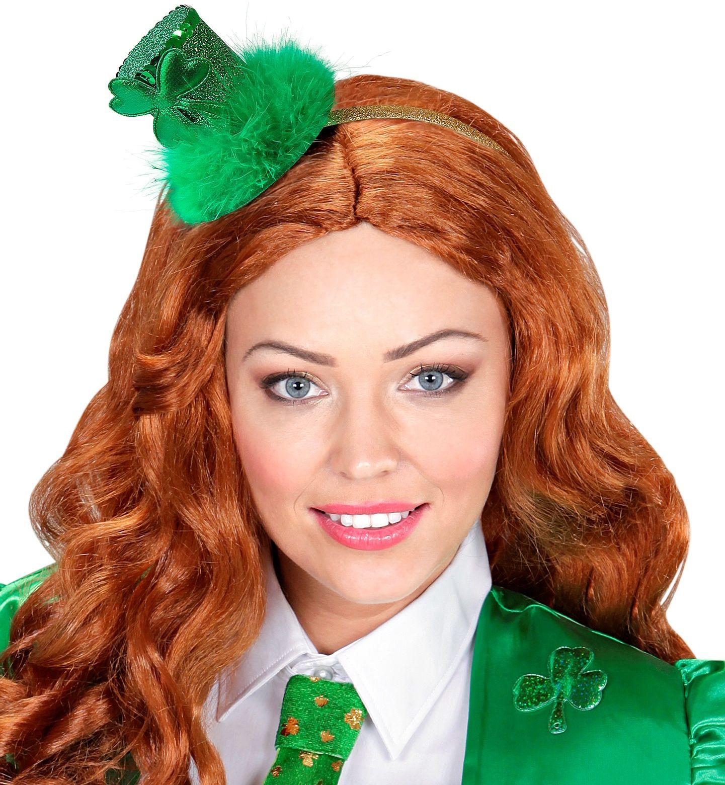 Haarband St. Patricks Day