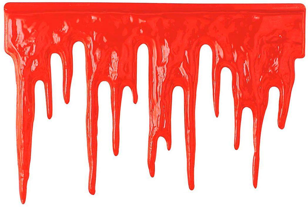 Halloween bloed versiering
