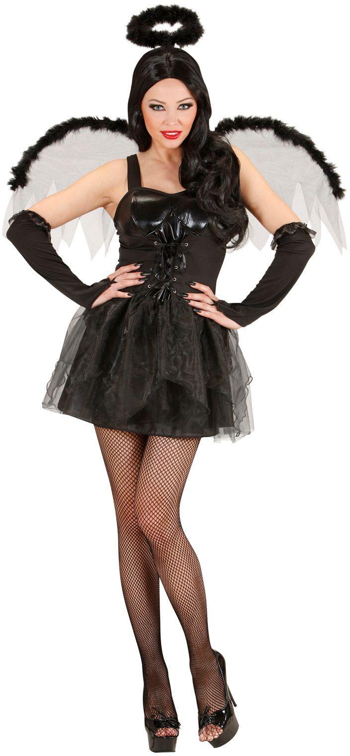 Halloween engel kostuum