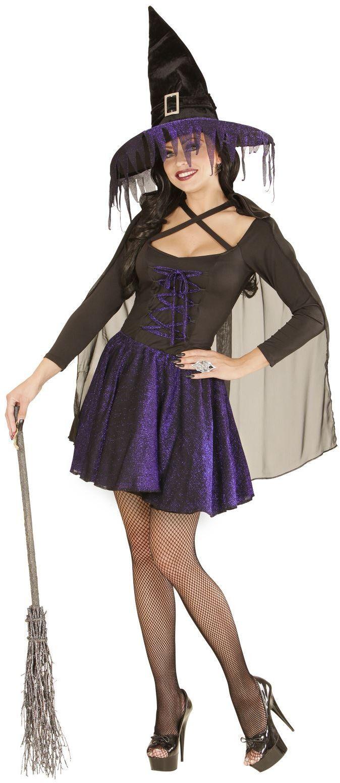 Halloween heksen verkleedkleding