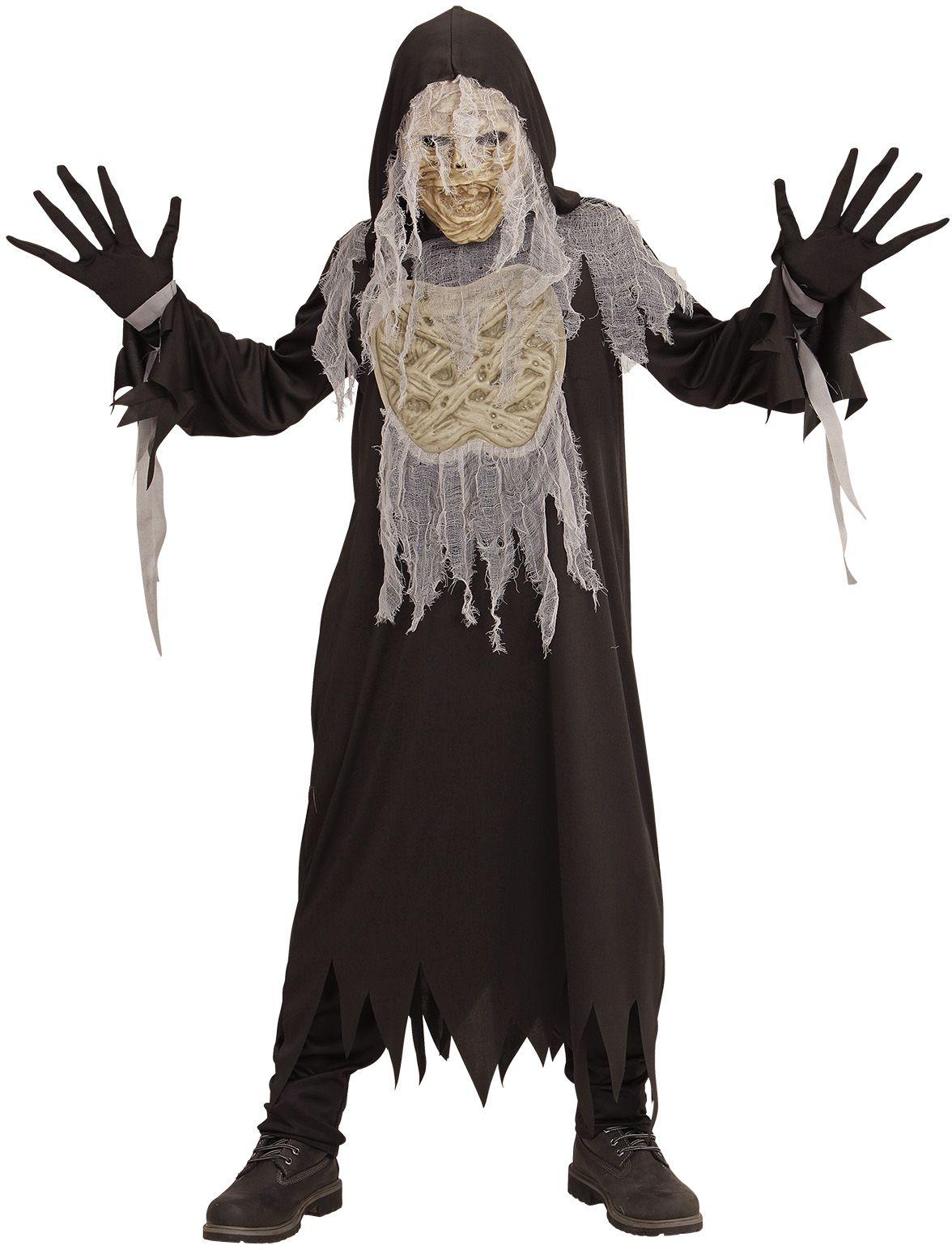Halloween mummie kostuum kind