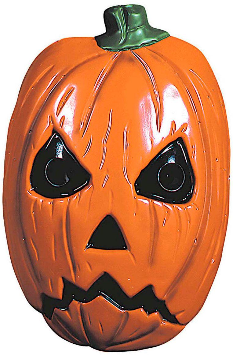 Halloween pompoen masker