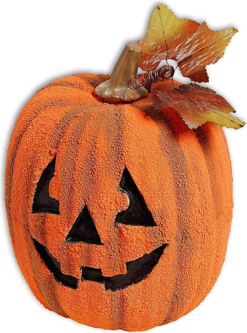 Halloween pompoen versiering