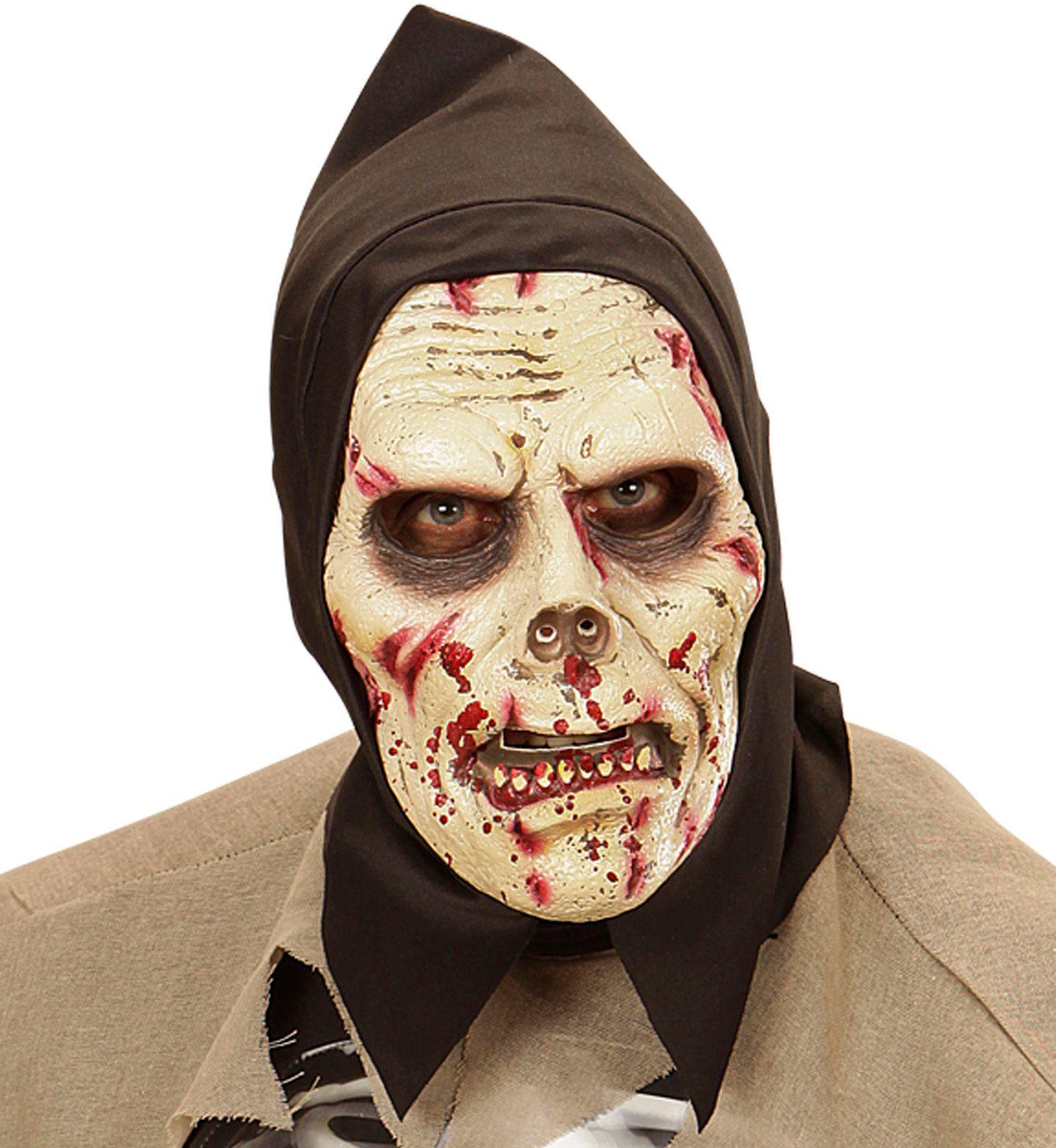 Halloween skelet masker