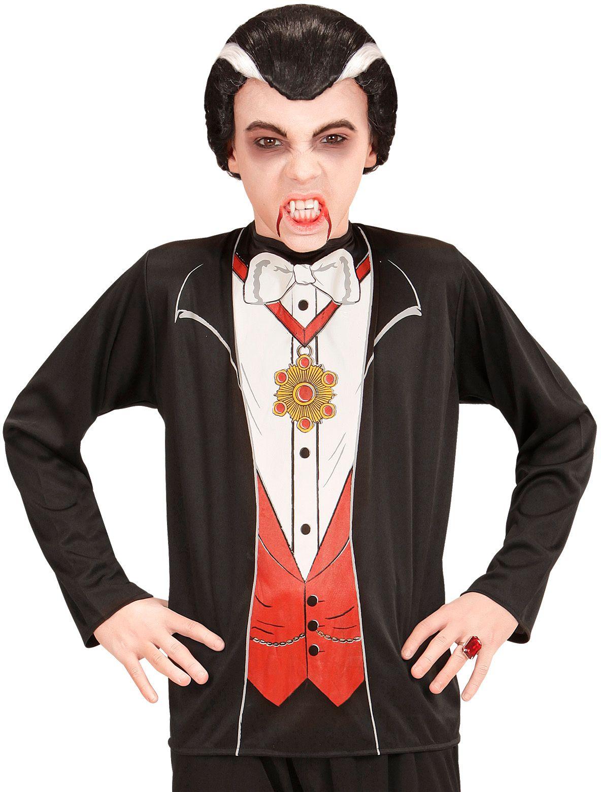 Halloween vampier shirt kind 158