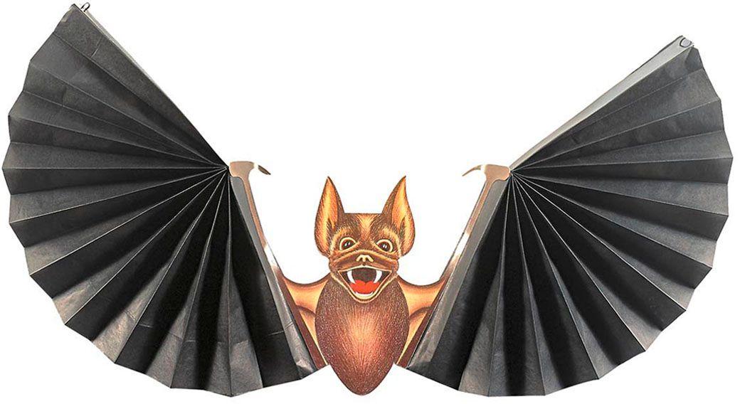Halloween vleermuis waaier