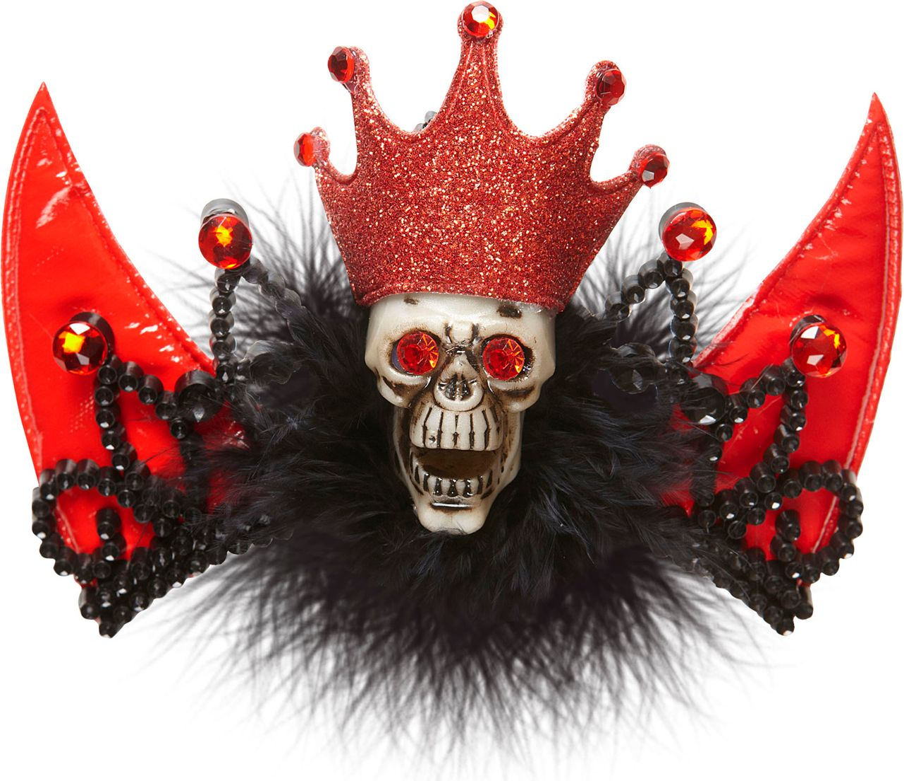 Halloween voodoo tiara