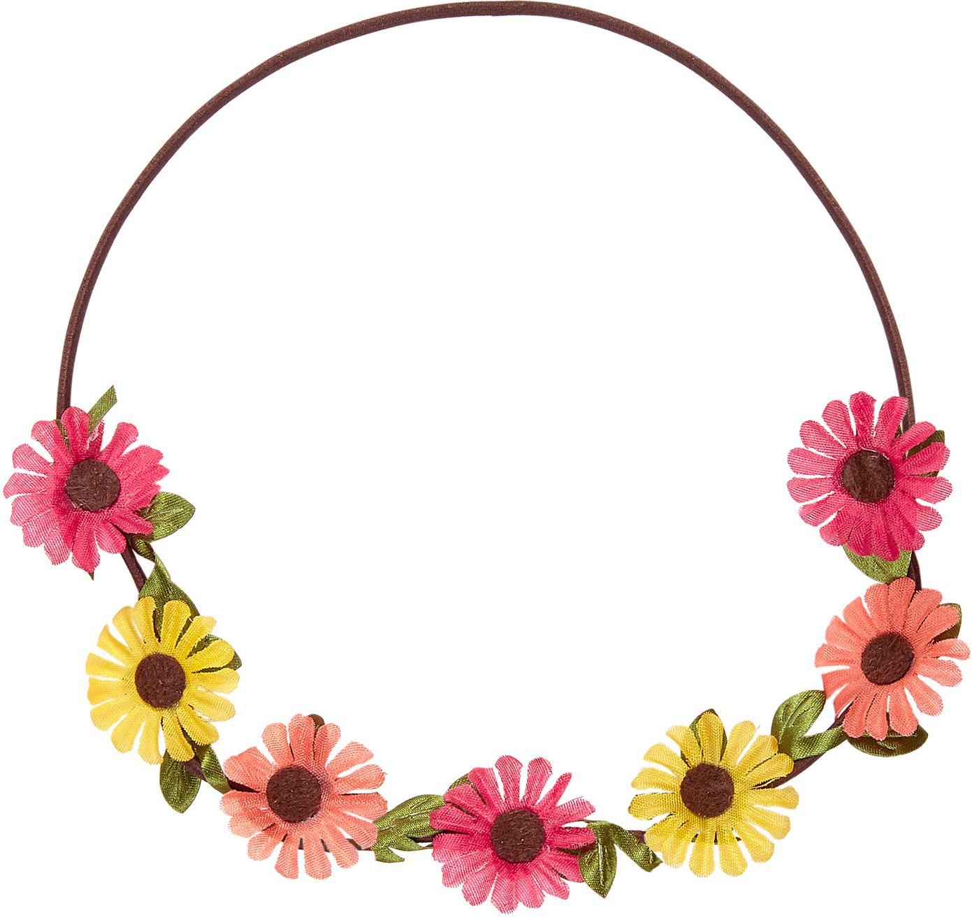 Hawaii bloemetjes hoofdband