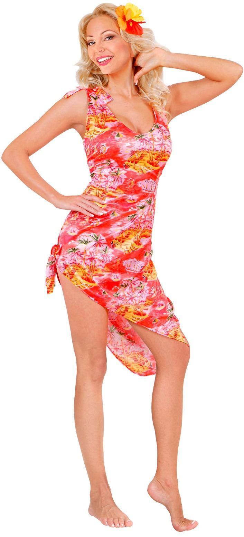 Hawaii jurk