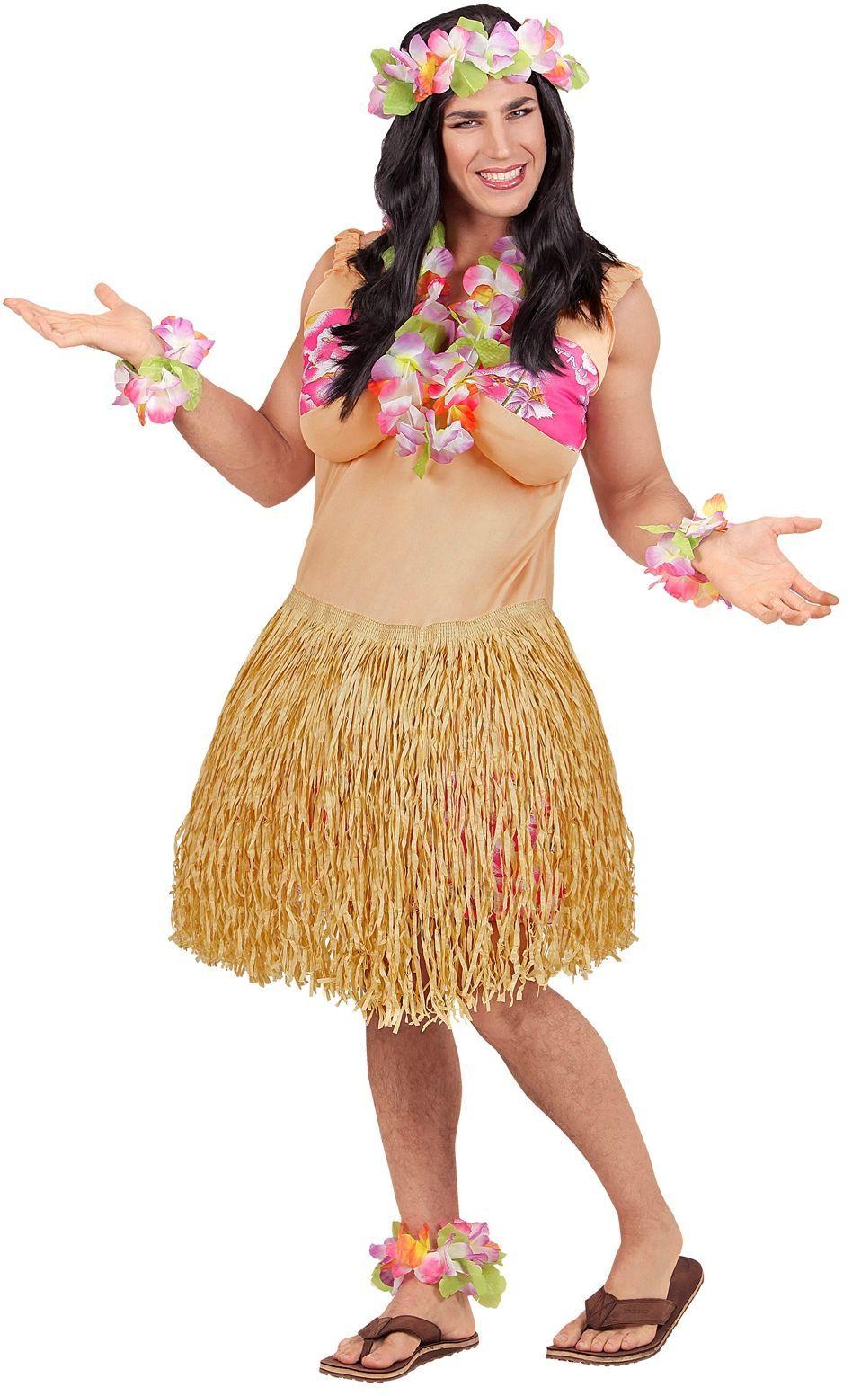 Hawaii kostuum One-size-volwassenen