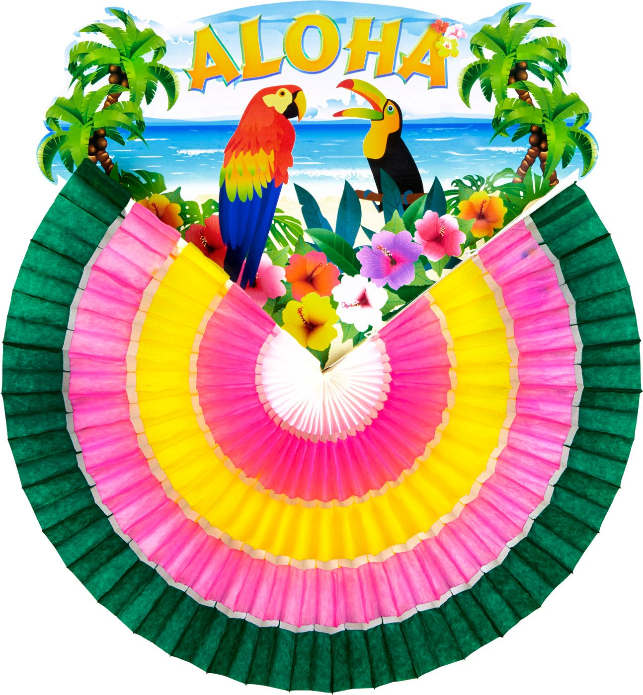Hawaii waaier