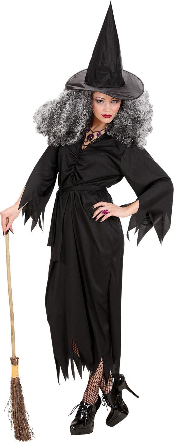 Heksen carnaval kostuum