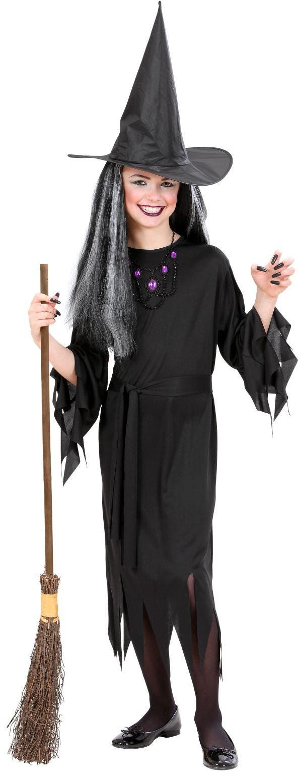 Heksen carnaval kostuum kind
