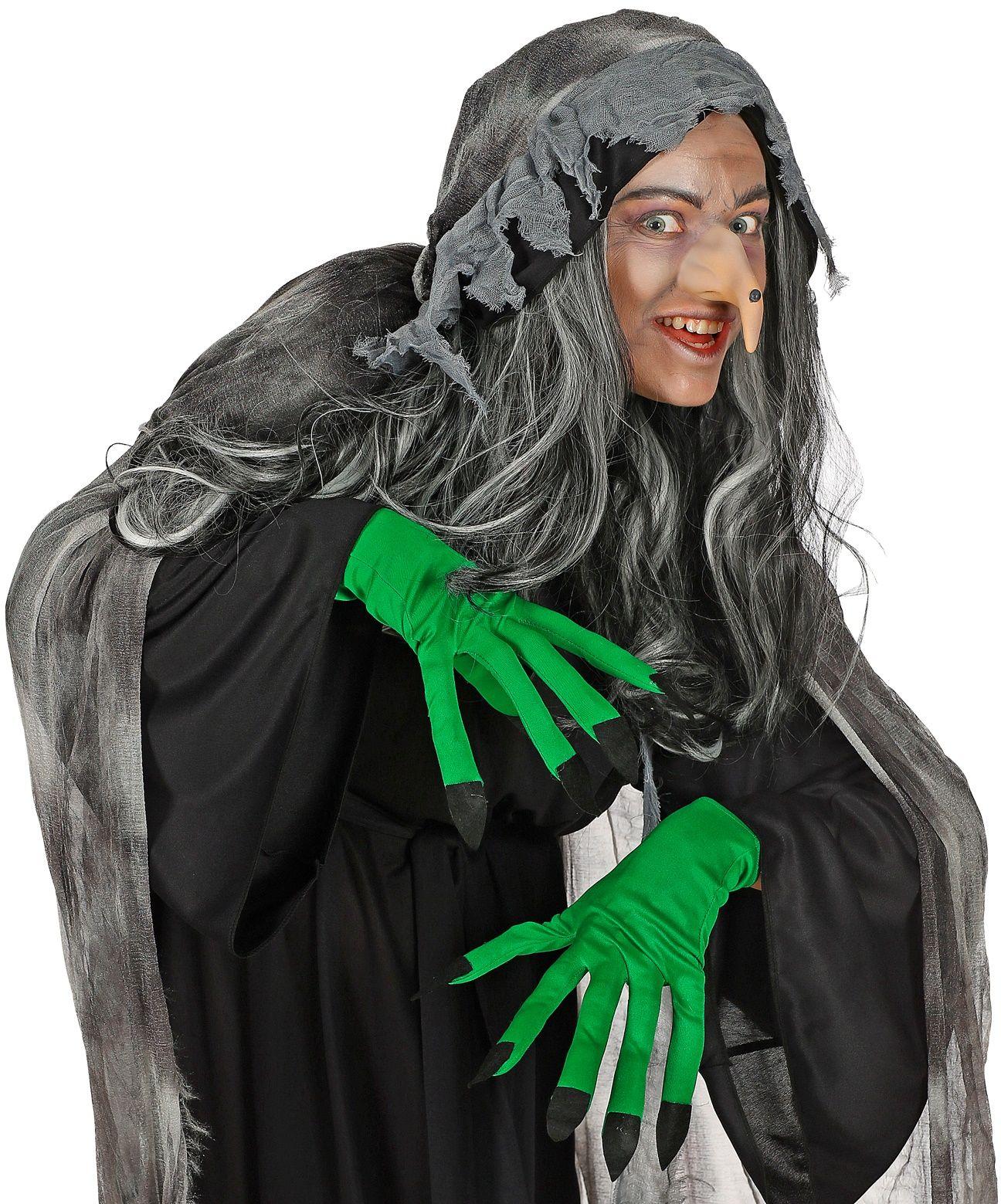Heksen handschoenen