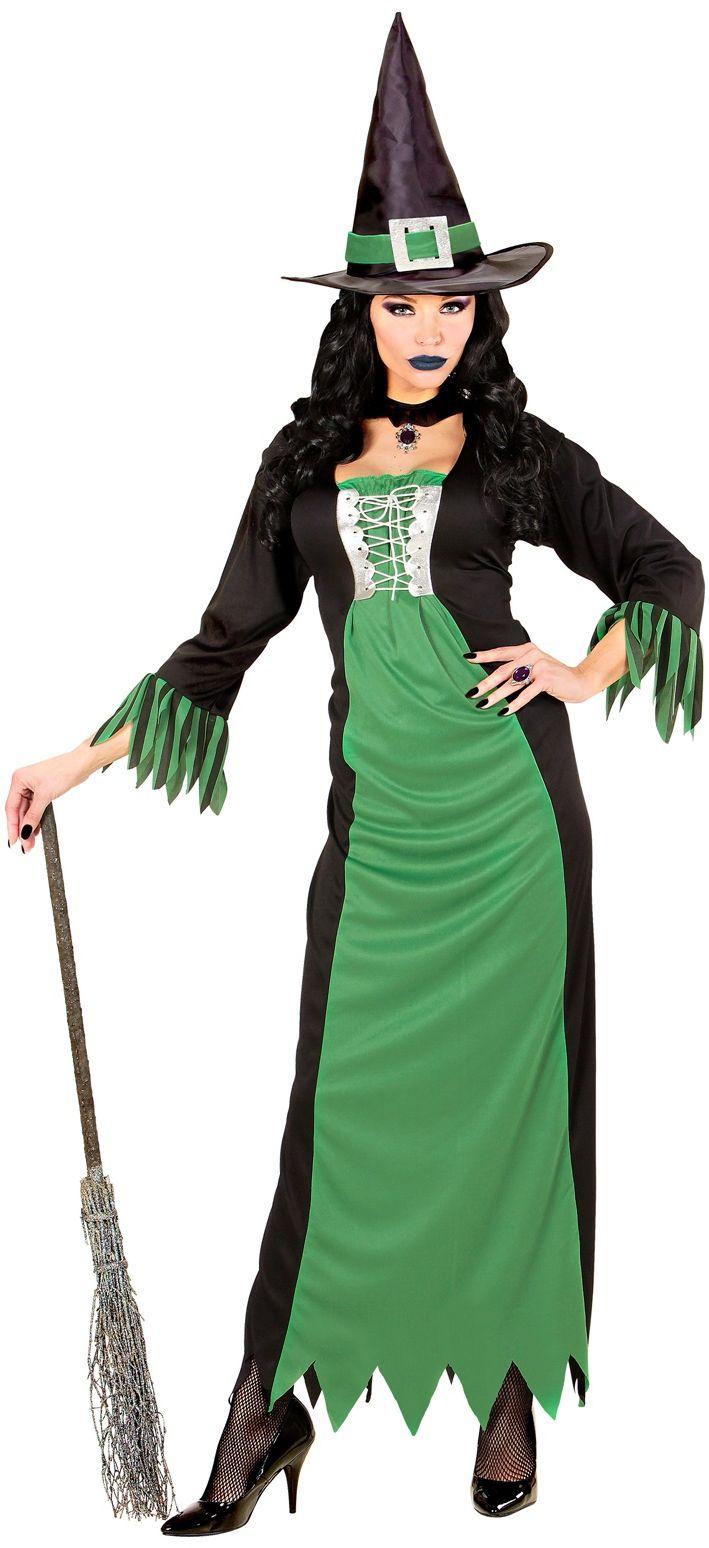 Heksen jurk dames