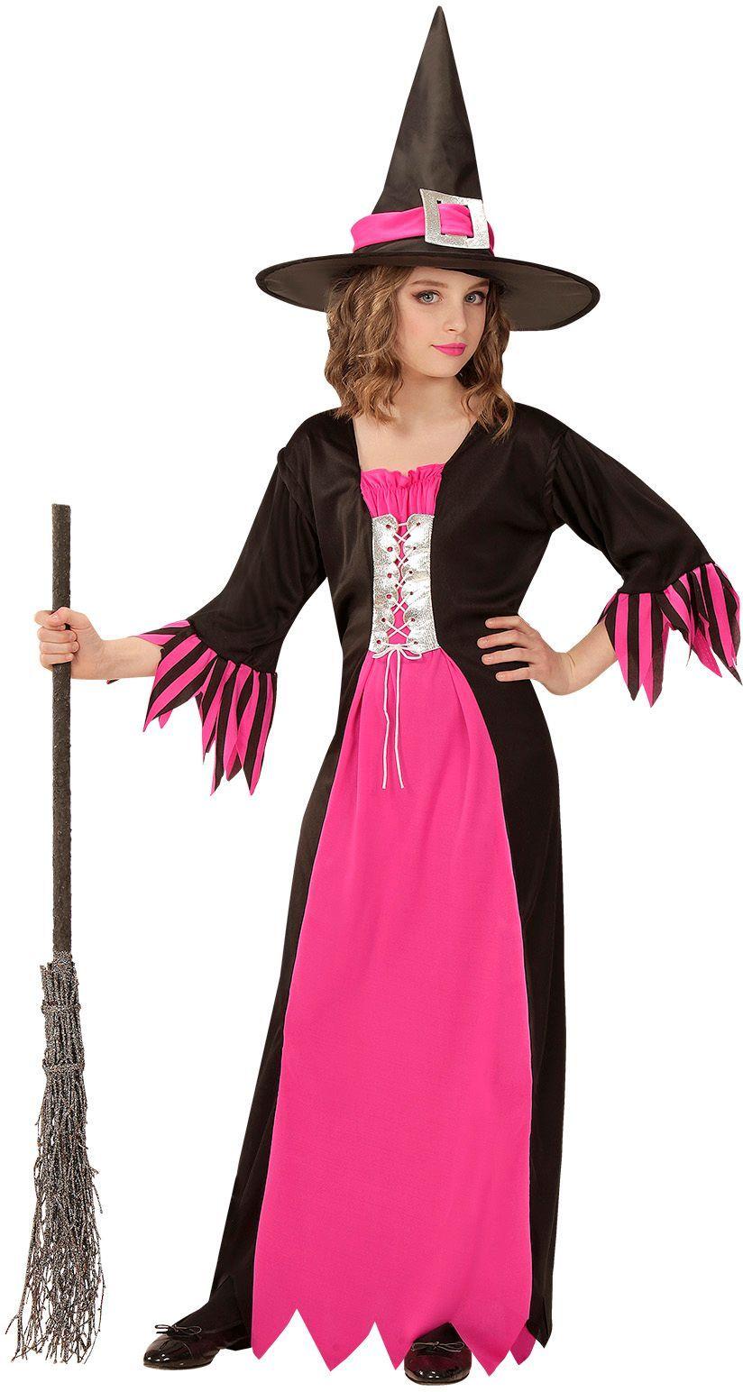 Heksen jurkje kind