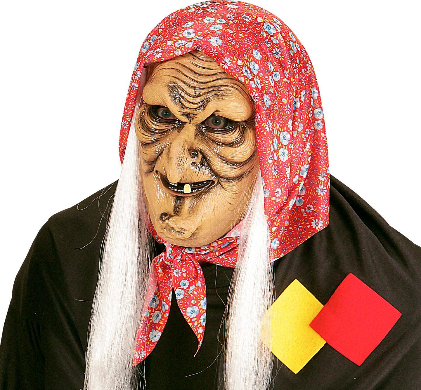 Heksen masker
