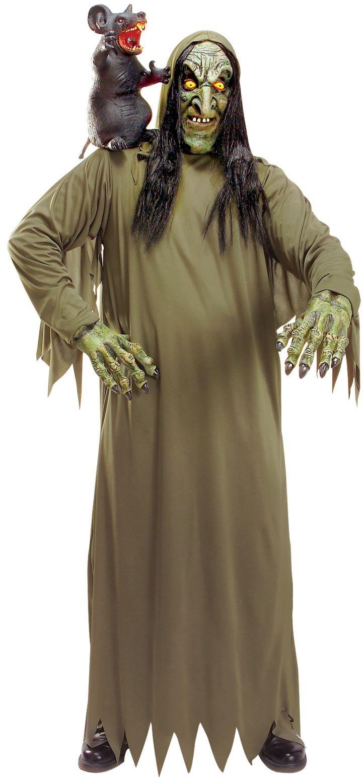 Heksen verkleedkleding