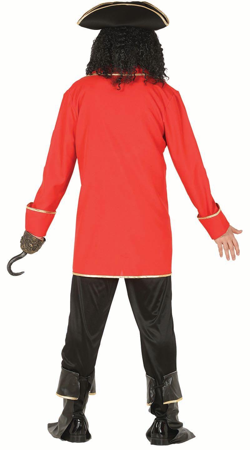 Heren Outfit Kapitein Haak Feestkledingnl
