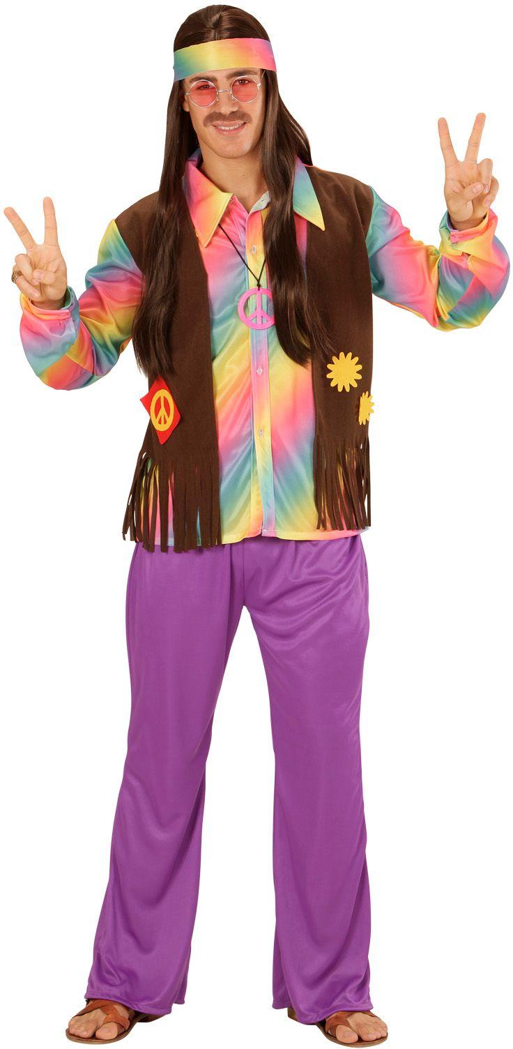 Hippie carnaval heren