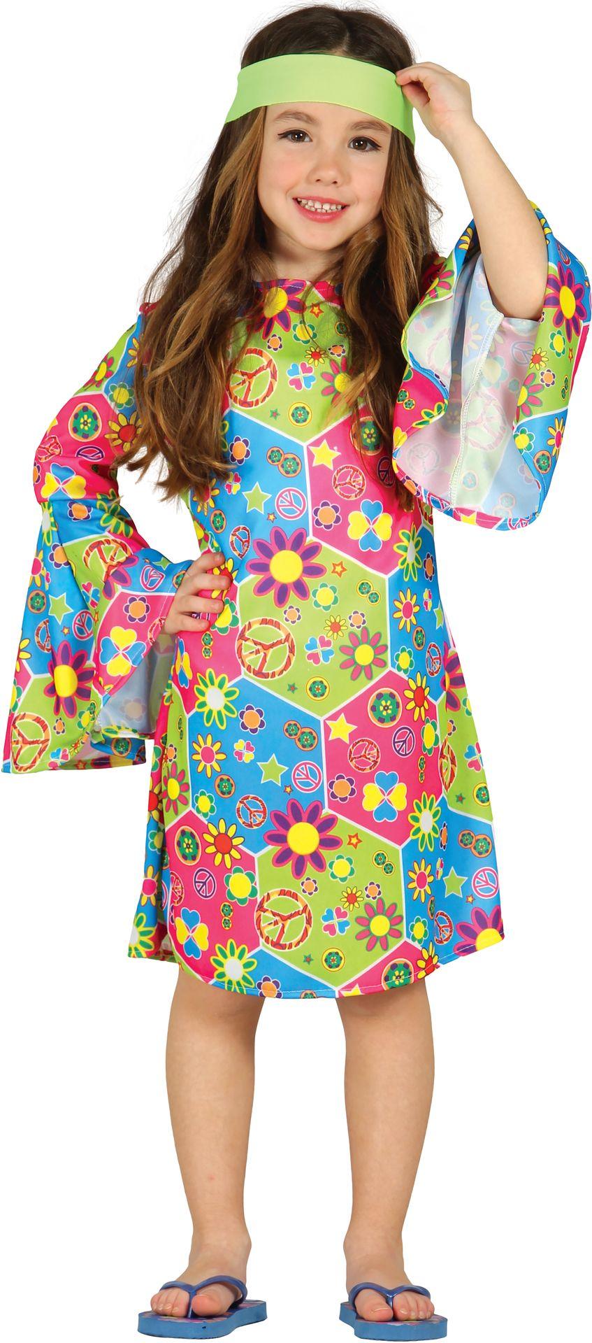 Hippie jurk meisjes