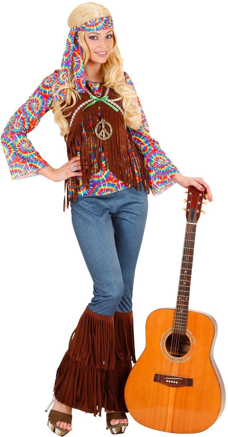 Hippie kleding dame
