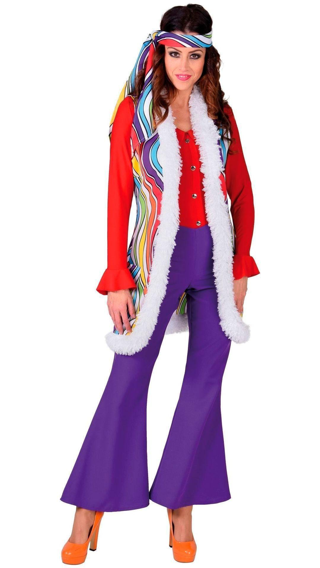 Hippie vest lang vrouwen