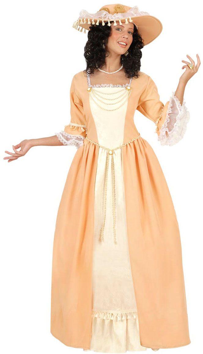 Hofdame jurk