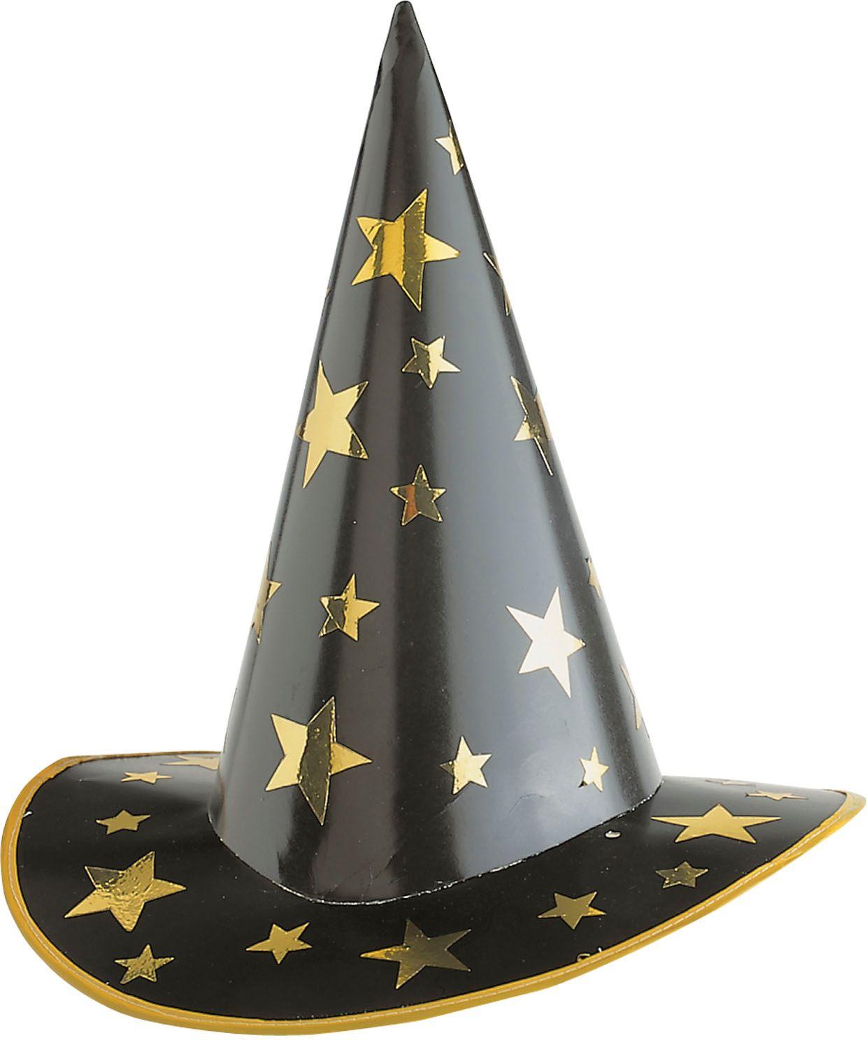 Hoge tovenaars hoed
