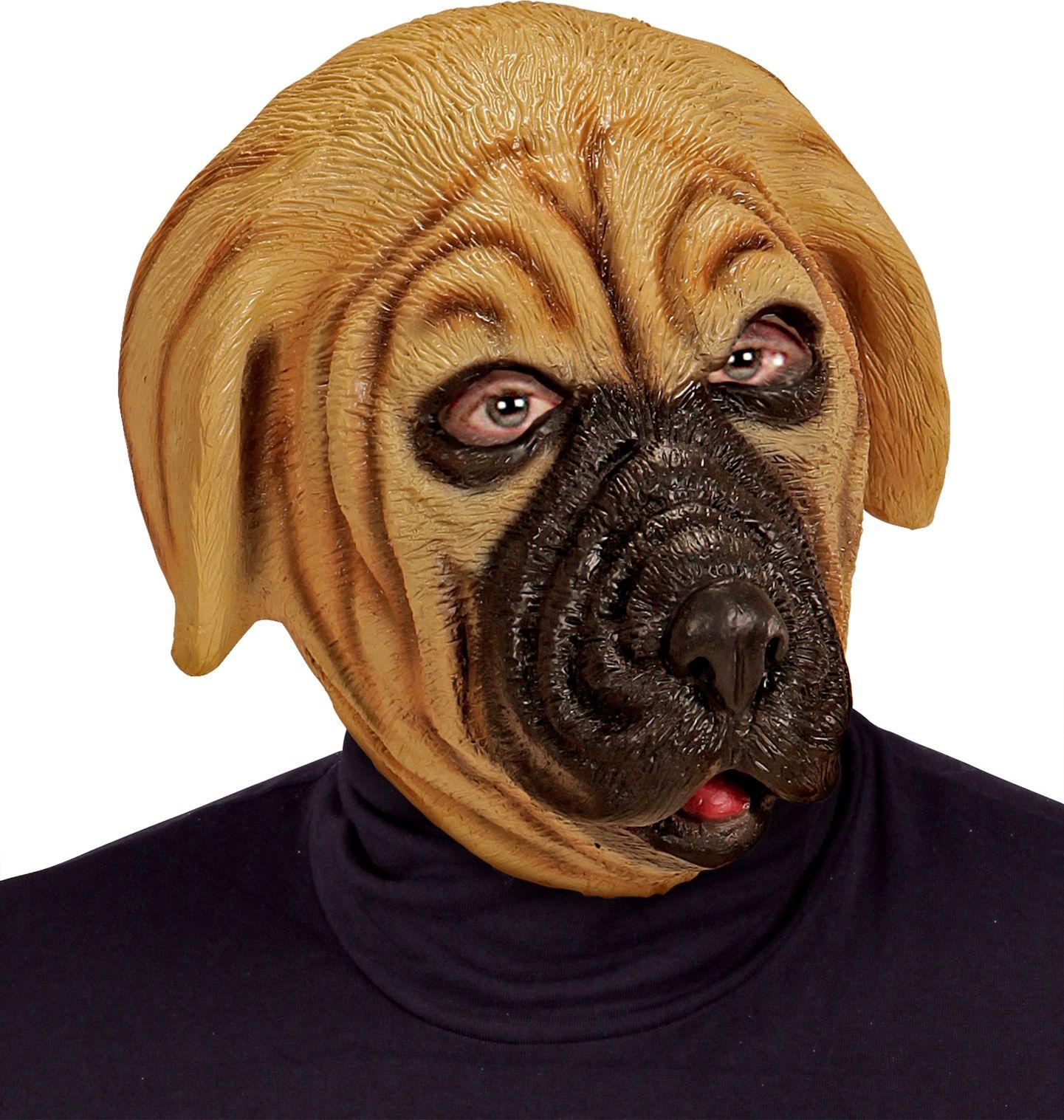 Hond masker