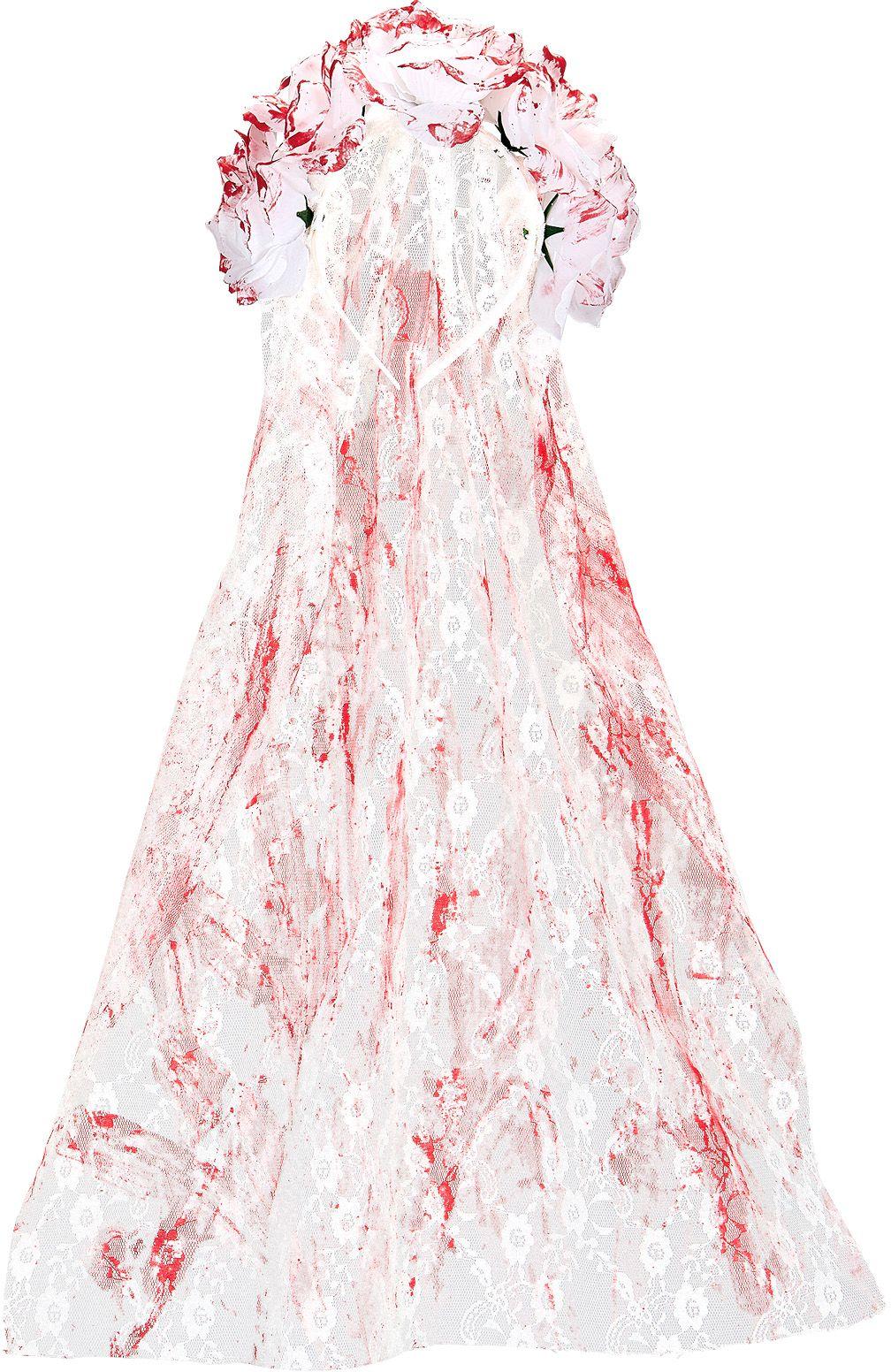 Horror bruid sluier