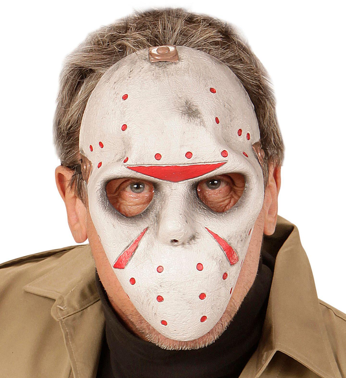 Horror hockey keeper masker