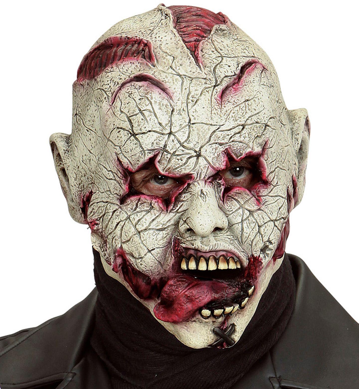 Horror zombie masker