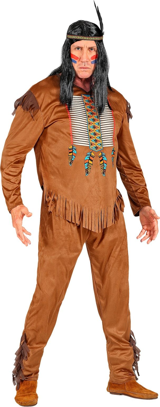 Indiaan kostuum