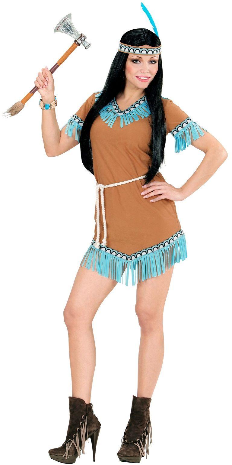 Indianen jurkje carnaval