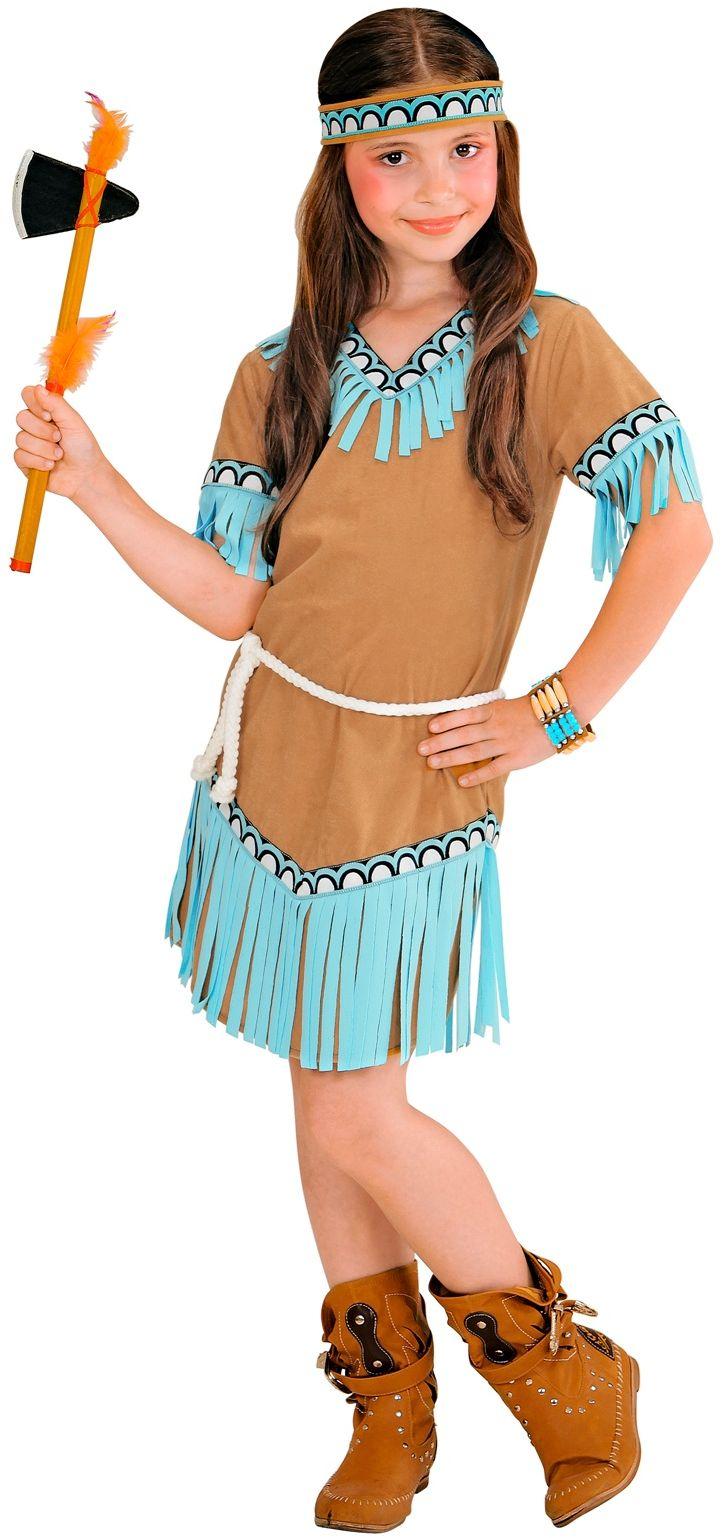 Indianen jurkje kind