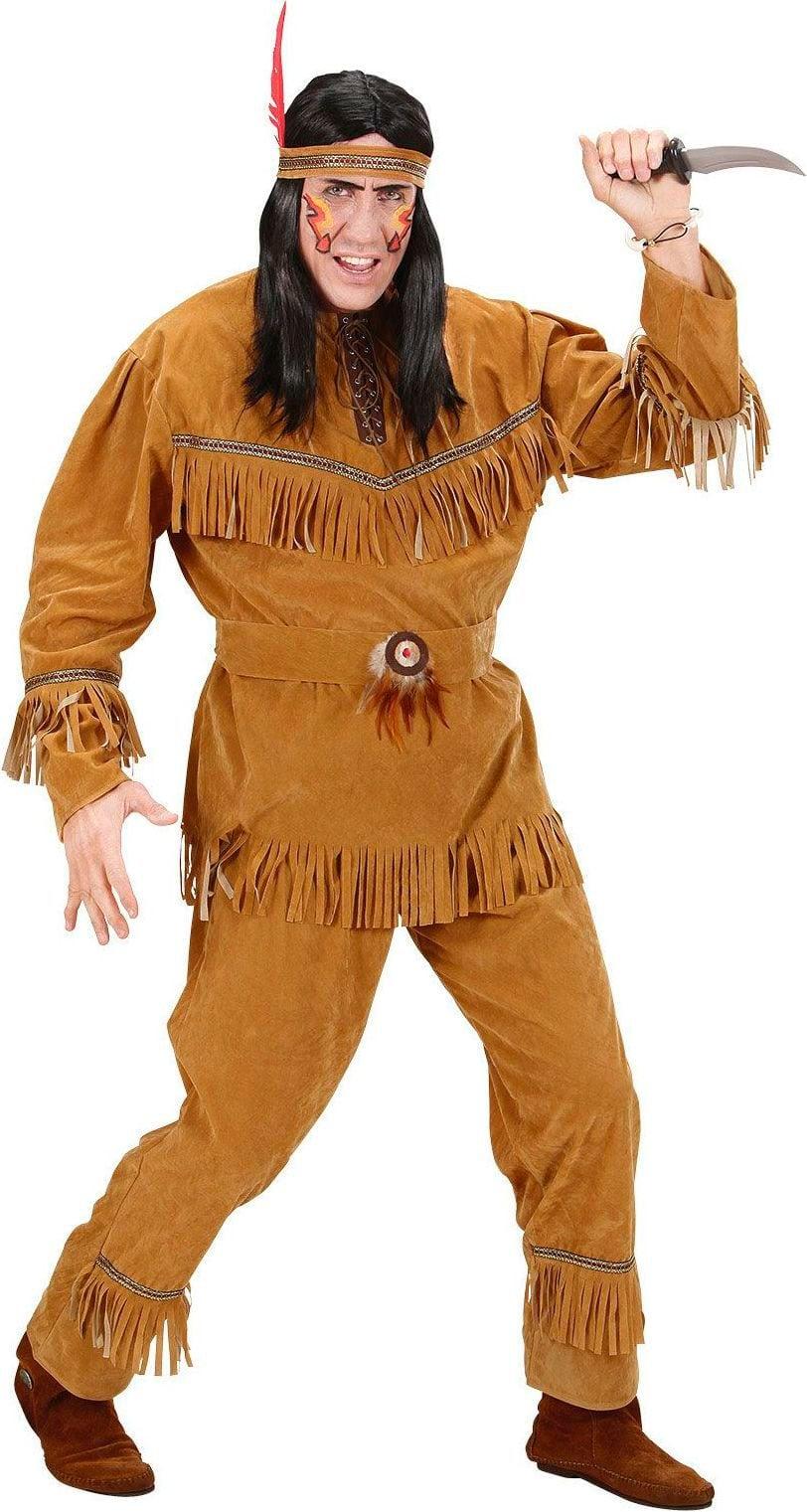 Indianen kleding carnaval