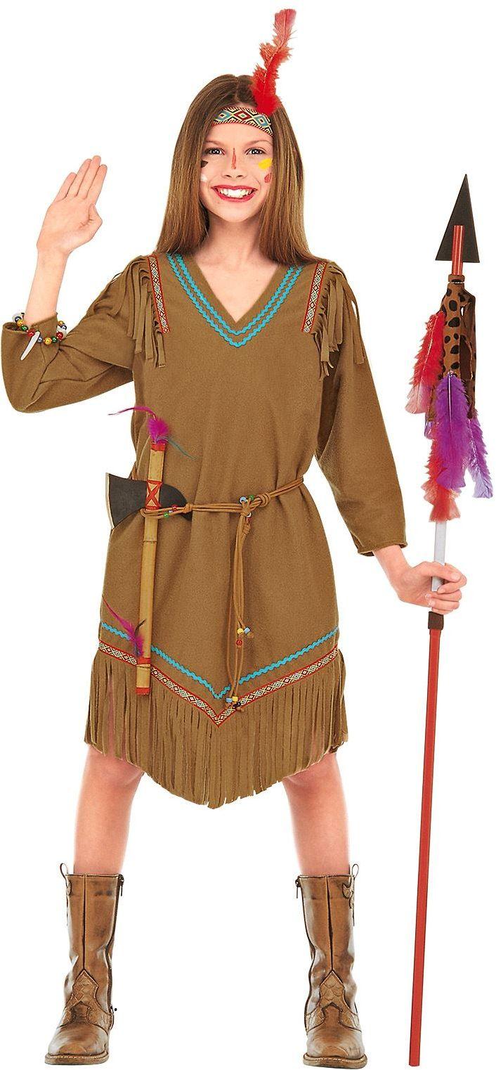 Indianen pakje dames