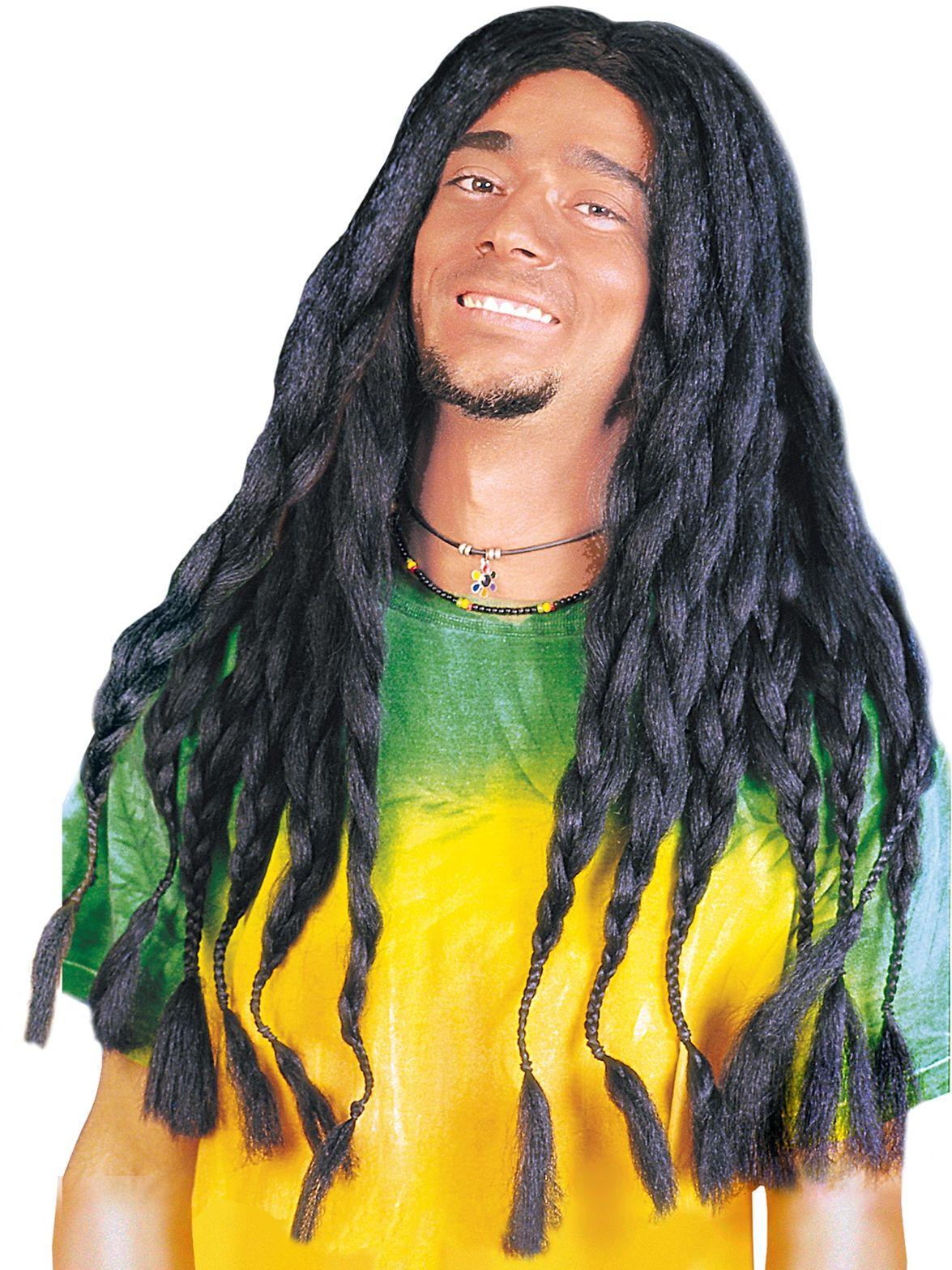 Jamaica pruik