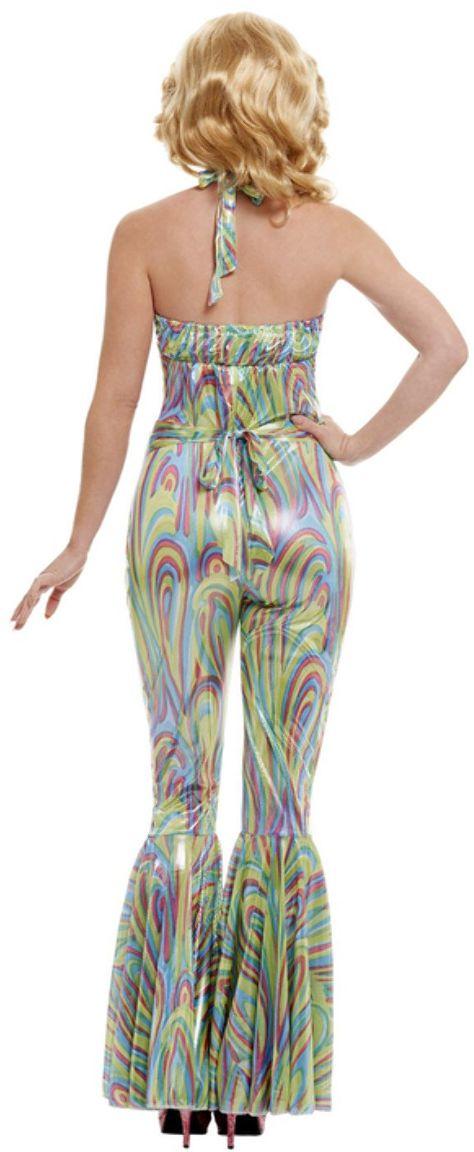 Jaren 70 disco fever outfit
