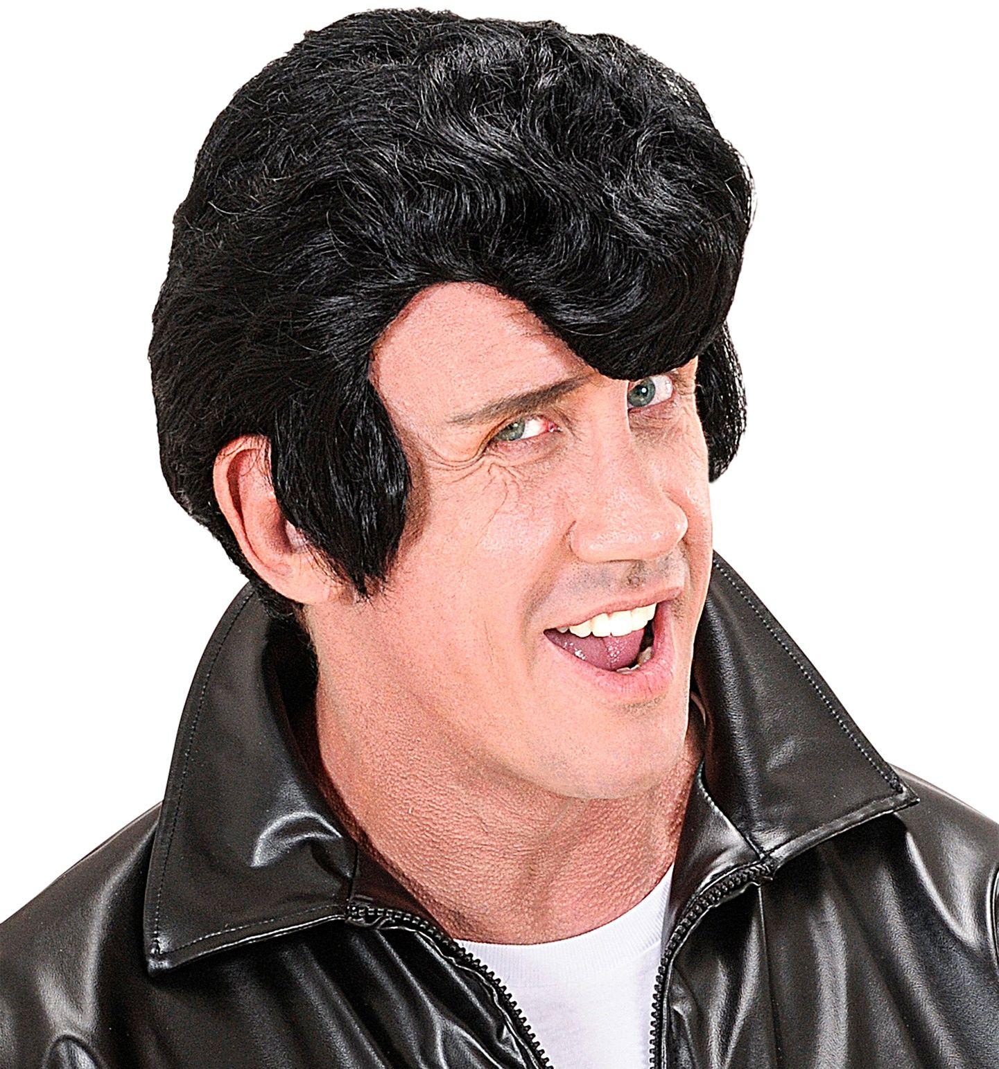 John Travolta pruik
