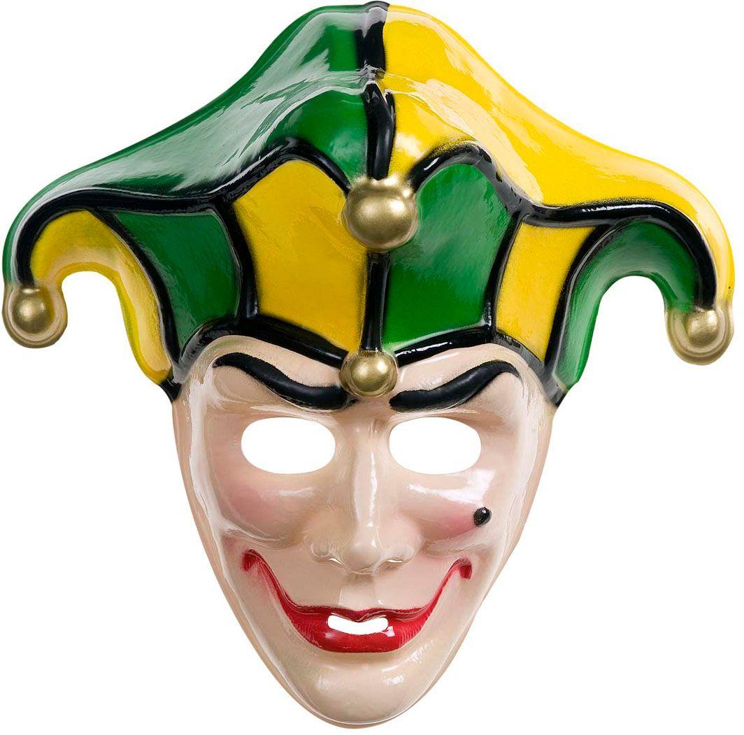 Joker masker carnaval