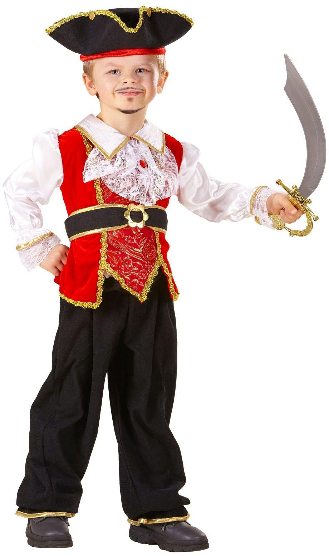 Jongens piraten outfit