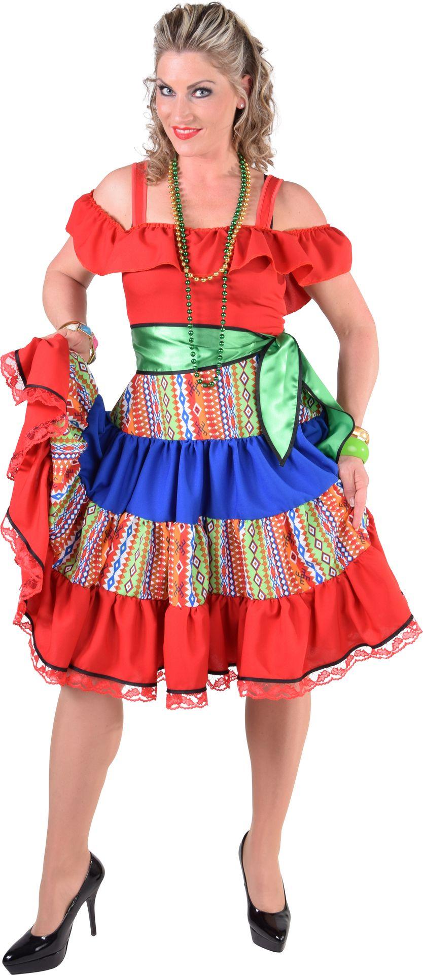 Jurkje Mexico dames