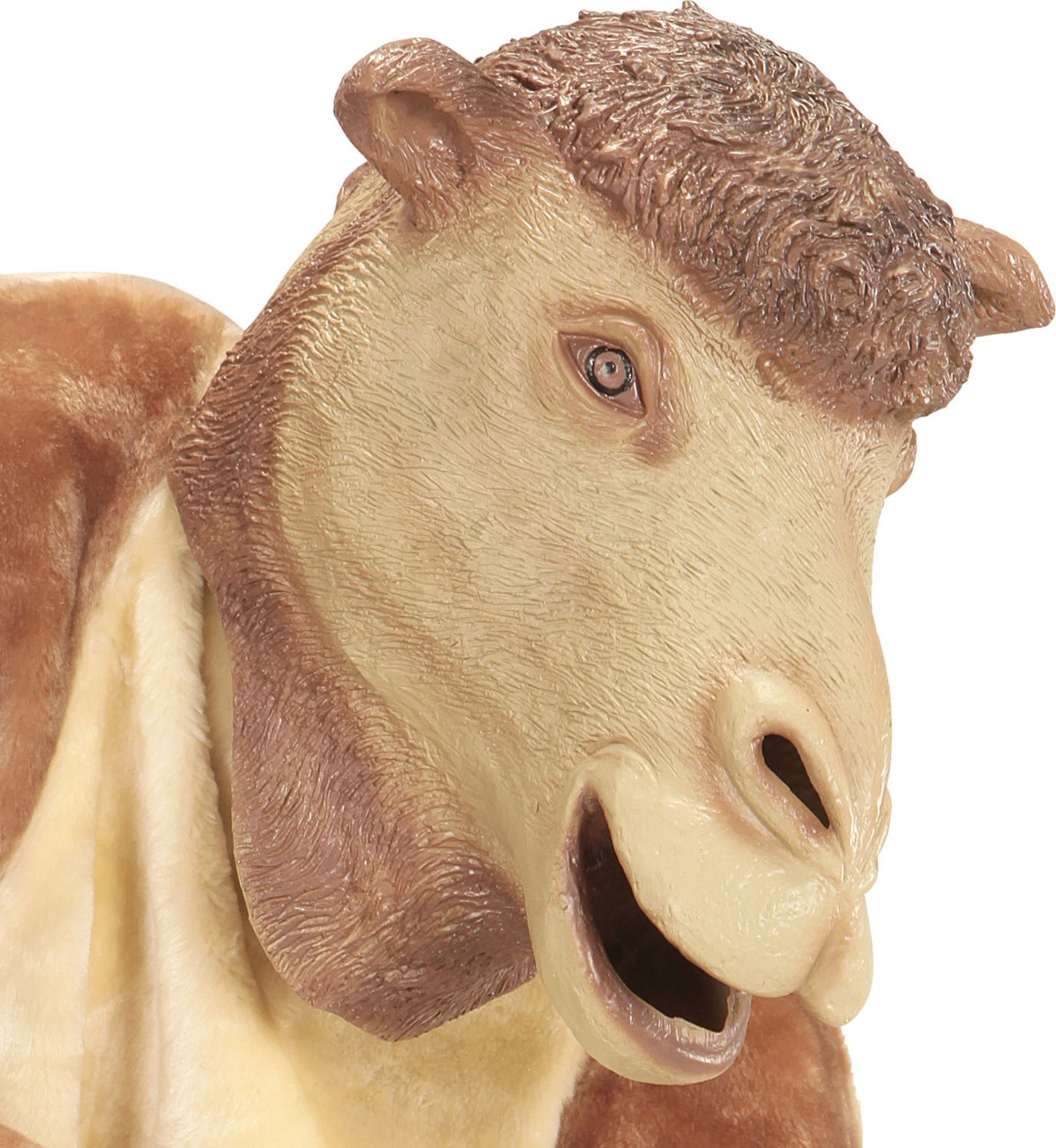 Kamelenkop masker