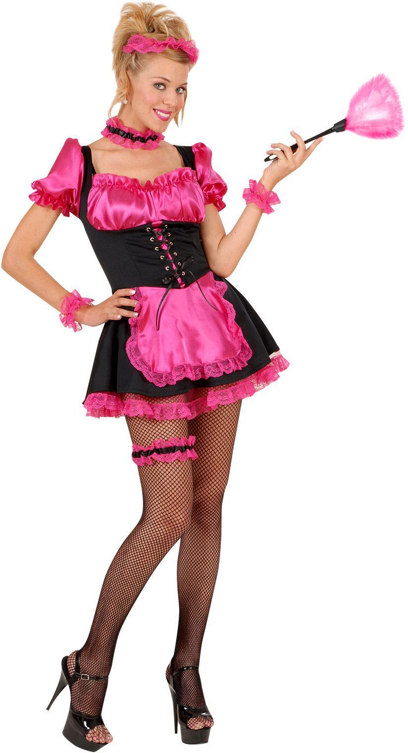 Kamermeisje jurk
