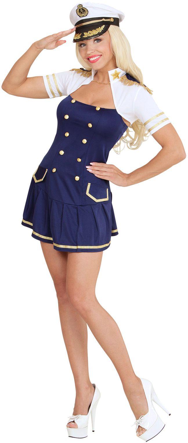 Kapitein jurkje meisjes
