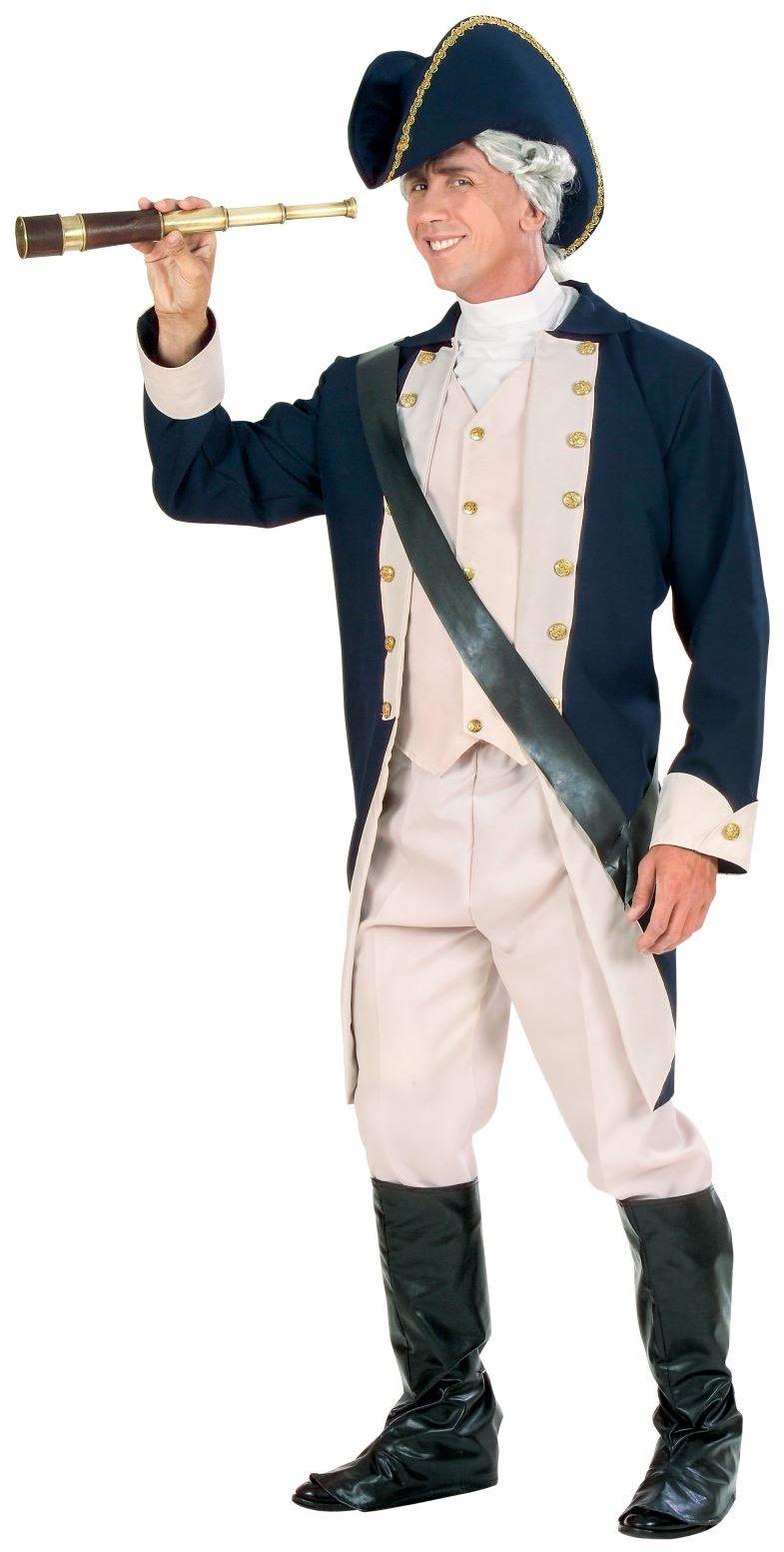 Kapitein kleding